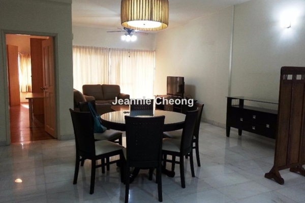 For Rent Condominium at Damansara Villa, Damansara Heights Freehold Fully Furnished 3R/2B 3.1k