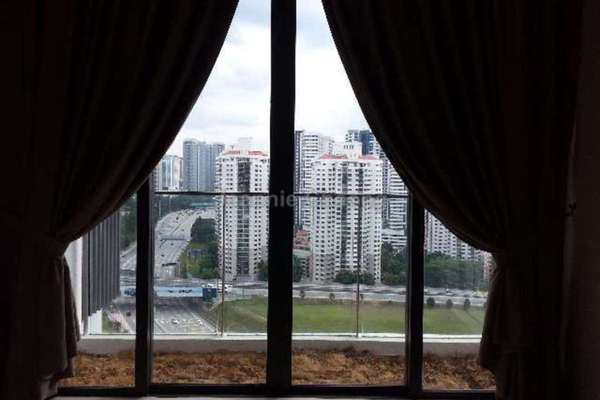 For Rent Serviced Residence at Icon Residence (Mont Kiara), Dutamas Freehold Semi Furnished 2R/3B 4k