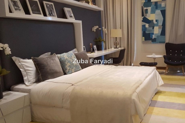 For Sale Serviced Residence at Icon Residence, Dutamas Freehold Semi Furnished 2R/2B 1.41m