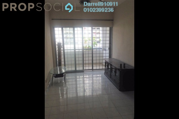 For Rent Condominium at Suria KiPark Damansara, Kepong Freehold Unfurnished 3R/2B 1.1k