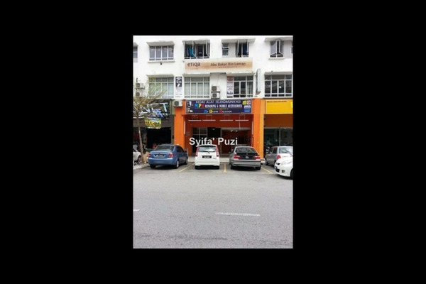 For Sale Office at Dataran Otomobil, Shah Alam Leasehold Fully Furnished 0R/1B 280k