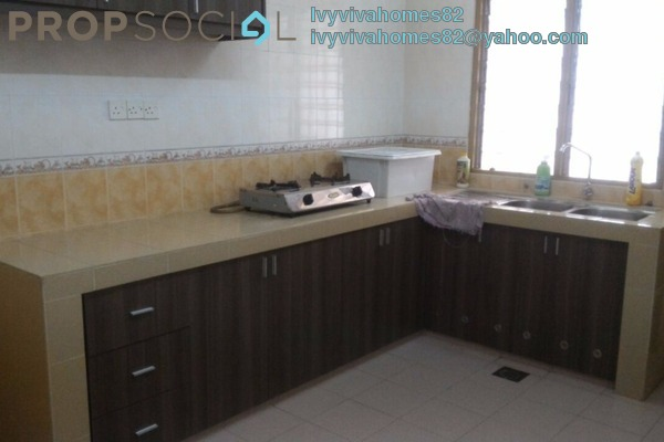 For Sale Terrace at Taman Castlefield, Sungai Besi Leasehold Unfurnished 3R/2B 480k