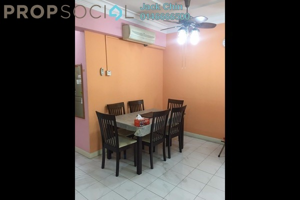 For Sale Condominium at D'Aman Crimson, Ara Damansara Freehold Semi Furnished 3R/2B 488k