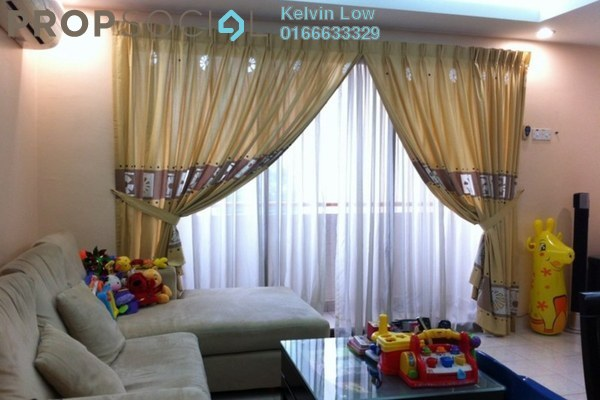 For Sale Condominium at Palm Spring, Kota Damansara Leasehold Semi Furnished 3R/2B 490k