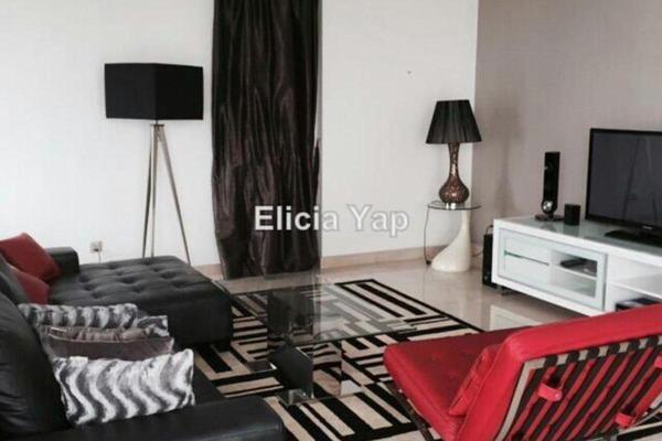 For Rent Condominium at Lumina Kiara, Mont Kiara Freehold Fully Furnished 4R/5B 8k