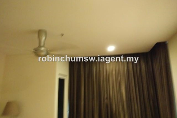 For Sale Serviced Residence at Dua Sentral, Brickfields Leasehold Fully Furnished 1R/1B 660k