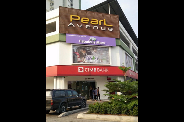For Sale Shop at Pearl Avenue, Kajang Leasehold Unfurnished 0R/2B 1.65m