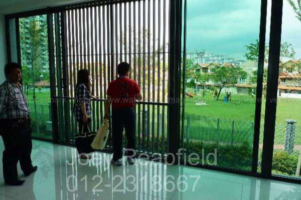 For Sale Terrace at The Treez, Bukit Jalil Freehold Unfurnished 4R/5B 2.8m