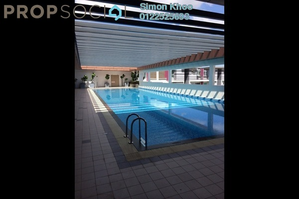 For Rent Serviced Residence at Pacific Place, Ara Damansara Leasehold Semi Furnished 1R/1B 1.3k