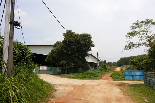 For Sale Land at Antara Gapi, Serendah Leasehold Unfurnished 0R/0B 1.57m