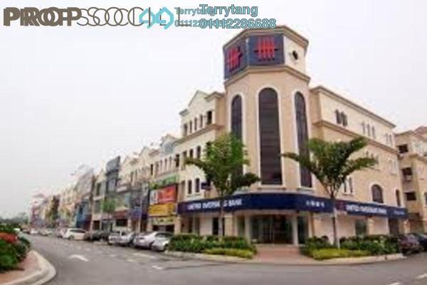 For Rent Shop at The Strand, Kota Damansara Leasehold Semi Furnished 0R/0B 9.5k