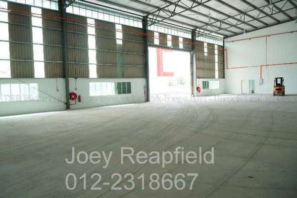 For Sale Factory at Putra Industrial Park, Puchong Freehold Unfurnished 0R/0B 12.5m
