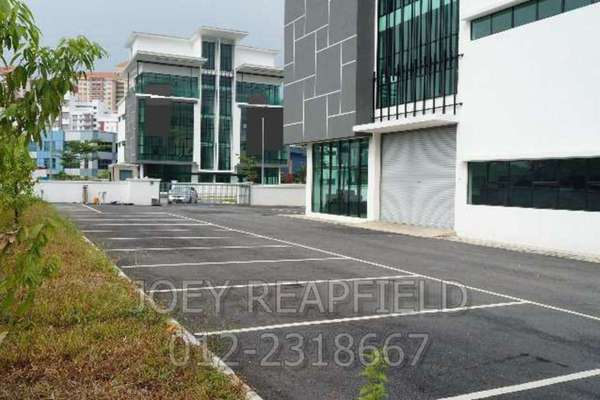 For Sale Factory at Sinar Puchong Technology Park, Puchong Freehold Unfurnished 0R/0B 6.38m