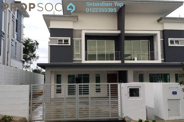 For Sale Semi-Detached at Ridgeview Residences, Kajang Freehold Unfurnished 4R/3B 1.36m