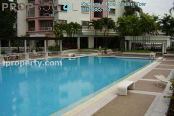 For Rent Condominium at Pantai Panorama, Pantai Freehold Semi Furnished 3R/3B 6.5k