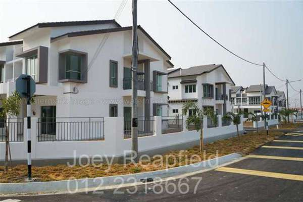For Rent Terrace at BSP Skypark, Bandar Saujana Putra Leasehold Unfurnished 4R/3B 1.2k