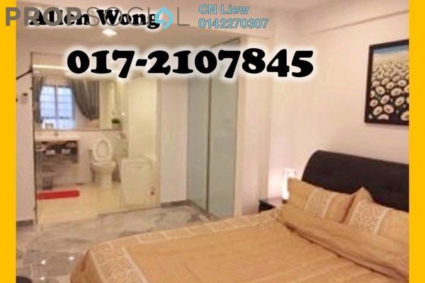 For Rent Condominium at Danau Permai, Taman Desa Leasehold Fully Furnished 1R/1B 2.7k