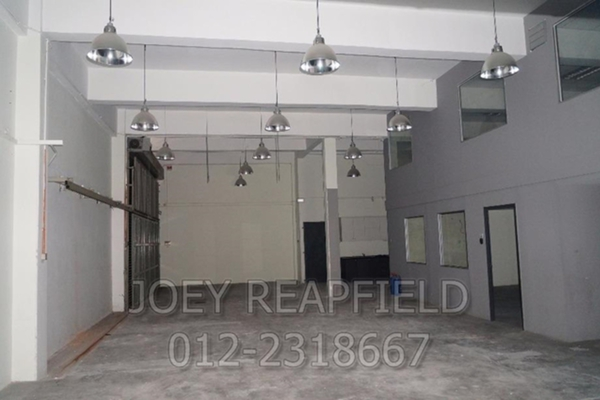 For Rent Factory at Temasya Industrial Park, Temasya Glenmarie Freehold Semi Furnished 0R/0B 21k