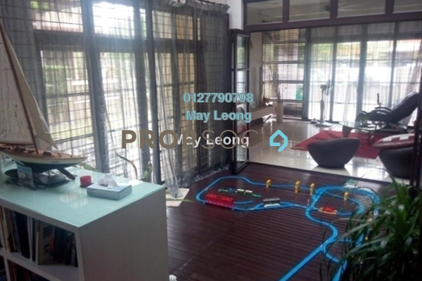 For Sale Bungalow at Bidai Residence, Bukit Jelutong Freehold Semi Furnished 5R/5B 4.5m