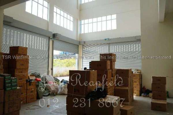 For Rent Factory at i-Parc1, Bukit Jelutong Freehold Unfurnished 0R/0B 10k