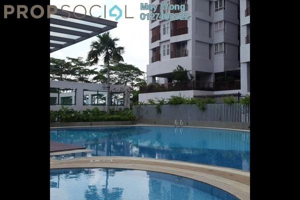 For Rent Condominium at 9 Bukit Utama, Bandar Utama Freehold Fully Furnished 5R/4B 5.5k