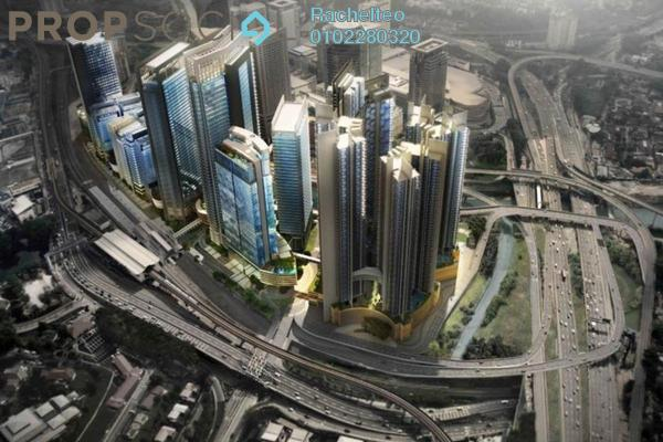 For Rent Office at KL Eco City, Mid Valley City Leasehold Fully Furnished 0R/0B 19.6k