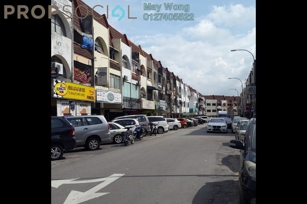 For Rent Shop at SS15, Subang Jaya Freehold Semi Furnished 0R/1B 2.65k