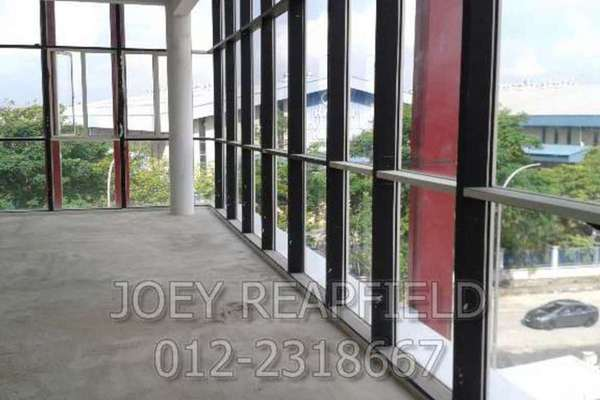 For Rent Factory at Temasya Glenmarie, Shah Alam Freehold Unfurnished 0R/0B 27.5k