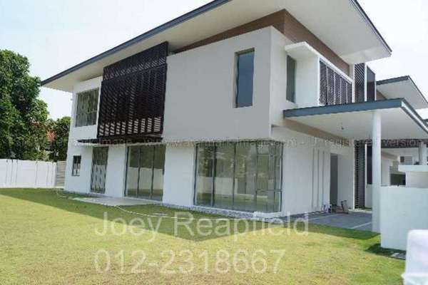 For Rent Semi-Detached at Temasya Anggun, Temasya Glenmarie Freehold Unfurnished 5R/6B 6.5k