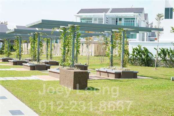 For Rent Semi-Detached at Kinrara Residence, Bandar Kinrara Leasehold Semi Furnished 4R/5B 2.6k
