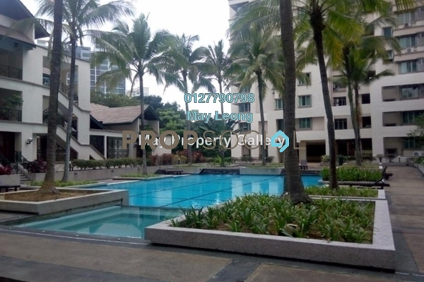 For Sale Condominium at Riana Green, Tropicana Leasehold Semi Furnished 3R/2B 650k