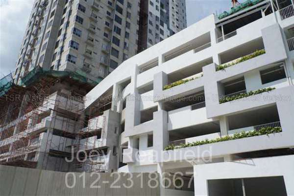 For Rent Shop at The Wharf, Puchong Leasehold Unfurnished 0R/1B 4.5k