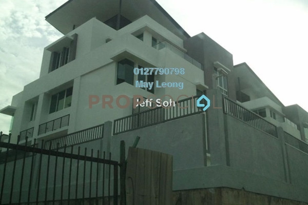 For Sale Bungalow at The Grove, Petaling Jaya Freehold Unfurnished 6R/6B 3.9m