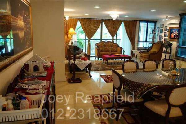 For Rent Bungalow at Ara Hill, Ara Damansara Freehold Fully Furnished 5R/7B 11k