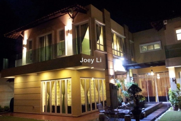 For Sale Bungalow at Vista Mas, Cheras Leasehold Fully Furnished 8R/6B 5.5m