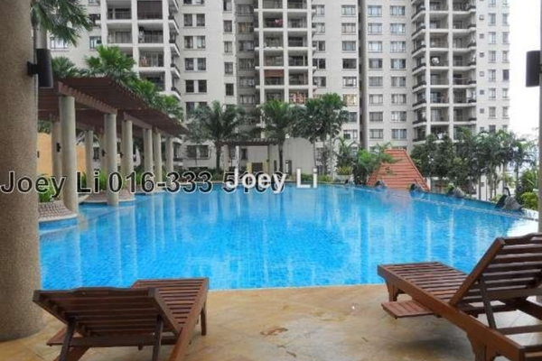 For Sale Condominium at Sri Putramas II, Dutamas Freehold Semi Furnished 3R/1B 645k