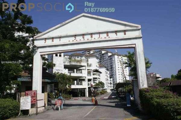 For Rent Condominium at Sri Suajaya, Sentul Freehold Unfurnished 3R/2B 1.2k