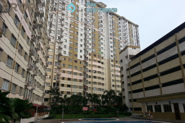 For Rent Condominium at Vista Impiana Apartment, Seri Kembangan Leasehold Semi Furnished 3R/2B 950translationmissing:en.pricing.unit