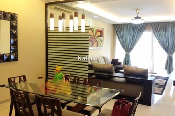 For Rent Condominium at Kiara 1888, Mont Kiara Freehold Fully Furnished 3R/3B 5.8k