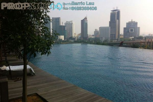 For Rent Condominium at Panorama, KLCC Freehold Fully Furnished 3R/4B 8k