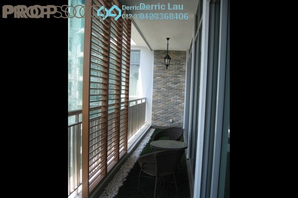 For Rent Condominium at Hampshire Residences, KLCC Freehold Fully Furnished 3R/2B 8.5k