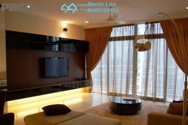 For Rent Condominium at Idaman Residence, KLCC Freehold Fully Furnished 2R/2B 4.5k