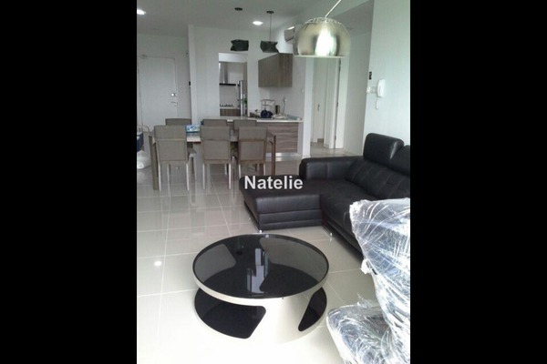 For Rent Condominium at Le Yuan Residence, Kuchai Lama Freehold Fully Furnished 3R/2B 3.2k