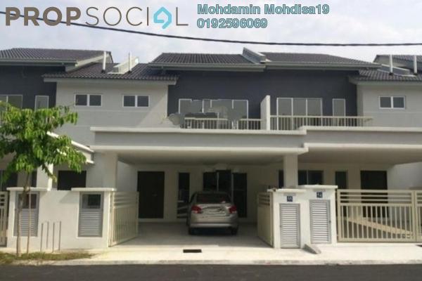 For Rent Terrace at Kawasan Perindustrian Nilai 3, Nilai Freehold Unfurnished 4R/3B 1.15k