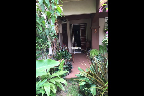 For Sale Terrace at Putra Bistari, Putra Heights Freehold Semi Furnished 4R/3B 850k