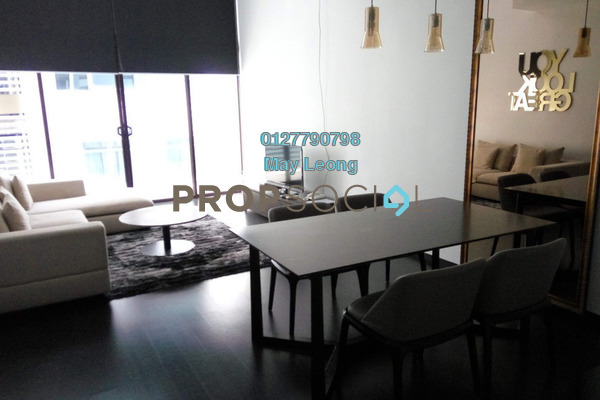 For Sale Condominium at Clearwater Residence, Damansara Heights Freehold Fully Furnished 2R/0B 1.59m