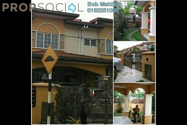For Sale Terrace at Taman Suria, Bandar Sungai Long Freehold Semi Furnished 3R/3B 798k