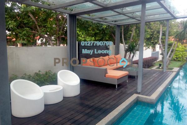 For Sale Bungalow at Imperial Promenade, Ara Damansara Freehold Semi Furnished 5R/7B 6.8m