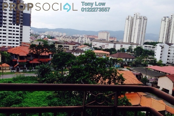 For Sale Condominium at Ampang Boulevard, Ampang Leasehold Fully Furnished 3R/2B 620k