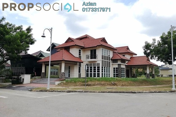 For Sale Bungalow at Precinct 10, Putrajaya Freehold Unfurnished 6R/7B 2.75m